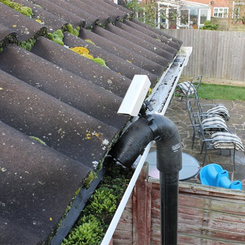 Property Maintenance Firm Impressed With Gutter Vacuum