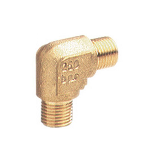 Brass Elbow 3/8M 3/8M