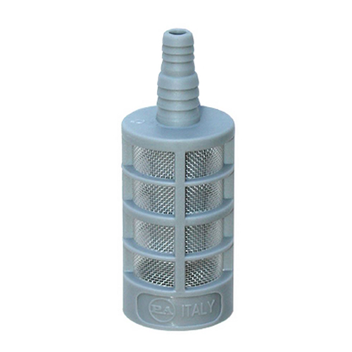 Strainer with Check Valve Plastic