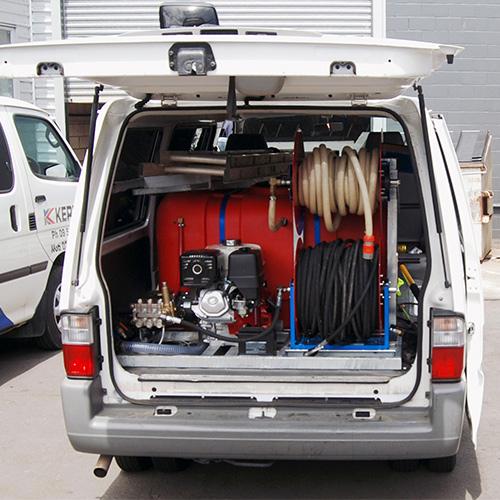 Car Wash Vacuum >> Commercial & Petrol Pressure Washers | Kerrick
